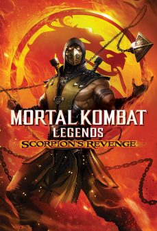 مشاهدة وتحميل فلم Mortal Kombat Legends: Scorpion's Revenge اونلاين