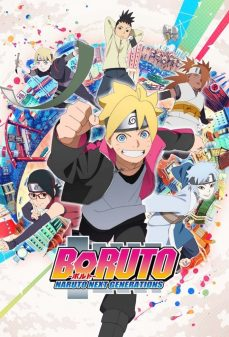 مشاهدة وتحميل فلم Boruto: Naruto Next Generations اونلاين