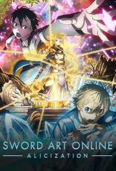 مشاهدة وتحميل فلم Sword Art Online: Alicization – War of Underworld اونلاين