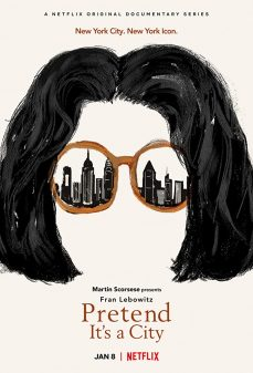 مشاهدة وتحميل فلم Pretend It's a City اونلاين