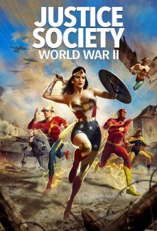 مشاهدة وتحميل فلم Justice Society: World War II اونلاين