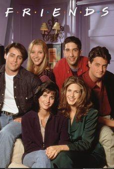 مشاهدة وتحميل فلم Friends اونلاين