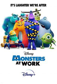 مشاهدة وتحميل فلم Monsters at Work اونلاين