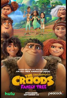 مشاهدة وتحميل فلم The Croods: Family Tree اونلاين